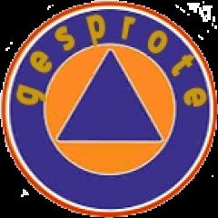 Logo GesProte - Aplicación para Protección Civl